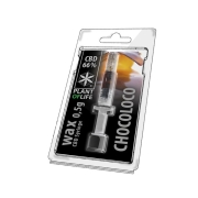 66% CBD Wax Chocoloco