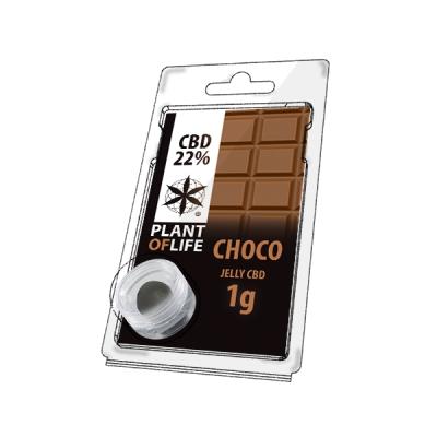 CBD Jelly Choco 22 %