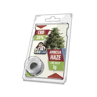 CBD Jelly Amnesia Haze 20 %
