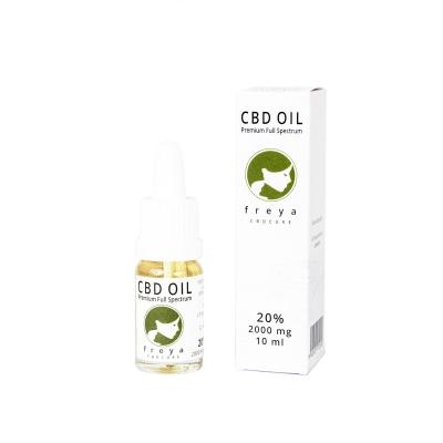 freya CBDCURE 2000 mg CBD-Öl