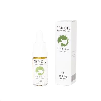 freya CBDCURE 500 mg CBD-Öl