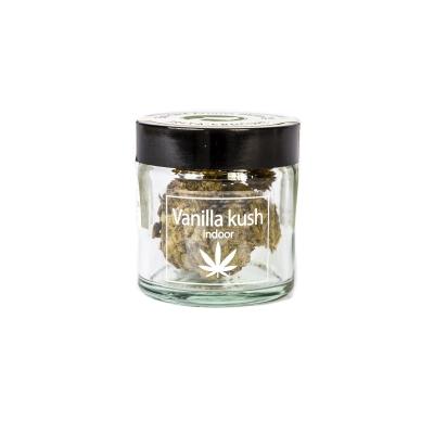 Vanilla Kush CBD Blüten